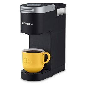 【スタバのK-カップ プレゼント!】 家庭用 コーヒーメーカー K-ミニ ブラック KEURIG キューリグ
