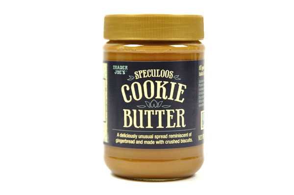 TRADER JOE'S【トレーダージョーズ スペクルーズ クッキーバター】Speculoos Cookie Butter