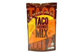 TRADER JOE'S【トレーダージョーズ タコス用 調味料 シーズニング ミックス 1.3oz (36g)】Taco Seasoning Mix 1.3oz (36g)