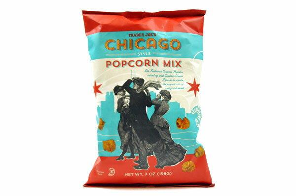Trader Joe's 【トレーダージョーズ ポップコーン ミックス シカゴスタイル 198g(7oz)】POPCORN MIX CHICAGO STYLE