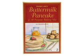 TRADER JOE'S 【トレーダージョーズ バターミルク パンケーキ ミックス 32 oz(907g)】Buttermilk Pancake & All Purpose Baking Mix