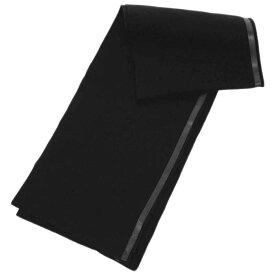 ゼニア マフラー ULK2G エルメネジルド・ゼニア デザイン カシミア100% ブラック 02701 アウトレット