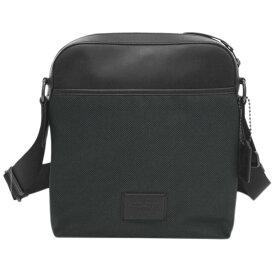 【新品】 コーチ バッグ F37609-QB/BK メンズ ショルダーバッグ クロスボディ ブラック アウトレット