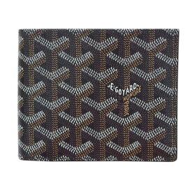 ゴヤール 財布 GOYARD メンズ 二つ折り小銭付き財布 ST FLORENTIN ブラック APM11001