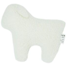 エルメス ベビー H102310M01 HERMES ソルド おもちゃ ぬいぐるみ ムートン BLANC ホワイト キャッシュレスで5%還元!