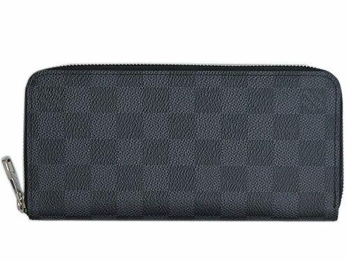 ルイヴィトン 財布 LOUIS VUITTON ヴィトン LV ダミエ・グラフィット メンズ ラウンドファスナー長財布 ジッピー・ウォレット ヴェルティカル N63095 新型