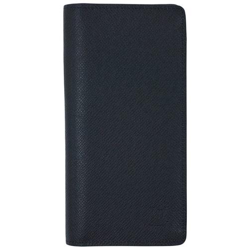 ルイヴィトン 財布 M30501 LOUIS VUITTON ヴィトン タイガ LV メンズ ファスナー長札 16枚カード ポルトフォイユ・ブラザ ノワール