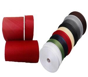 【送料無料 メール便・郵便】1Mカット 10MM巾グログランリボン グログランテープ 裁縫 手芸用品 手芸材料 趣味 服飾