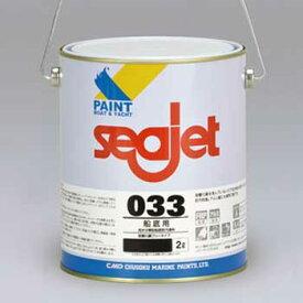シージェット033 自己研磨型船底塗料