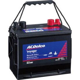 【1年保証付き】 ACデルコ マリン/RV用バッテリー ボイジャーM24MF