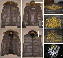 MELT DOWN [メルトダウン] ジャケットMD08FW-JK06 3WAY DUAL LAYERED JACKET