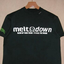 MELT DOWN [メルトダウン] TシャツMD09SU-SS03 CLASSIC & NEXT STYLE S/S TEE