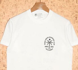 7UNION [セブンユニオン] TシャツIPVW-005C SEVEN UNION BOARDING CLUB TEE