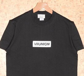 7UNION [セブンユニオン] TシャツIPVW-003C BOX LOGO PATCH TEE