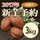新芋  有機肥料   安納芋   3kg             【等級/A品】鹿児島県産 蜜芋 安納 さつまいも 産地直送 送料無料