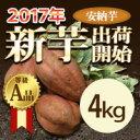 種子島産 安納芋 4kg  種子島産 蜜芋 さつまいも 産地直送 送料無料 紅はるかもあります。