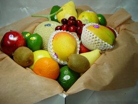 静岡県産マスクメロン・トロピカルフルーツ詰合せ お歳暮ギフトにおすすめ