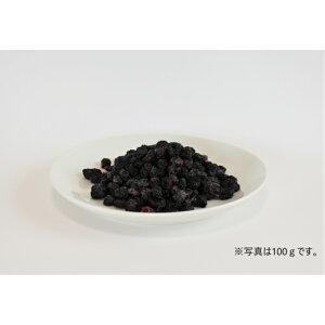 砂糖不使用 無添加 お徳用 ブルーベリー 100g