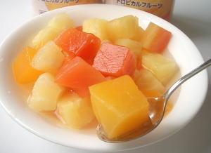 ドールフルーツボトルトロピカルフルーツ8個入【常温便】