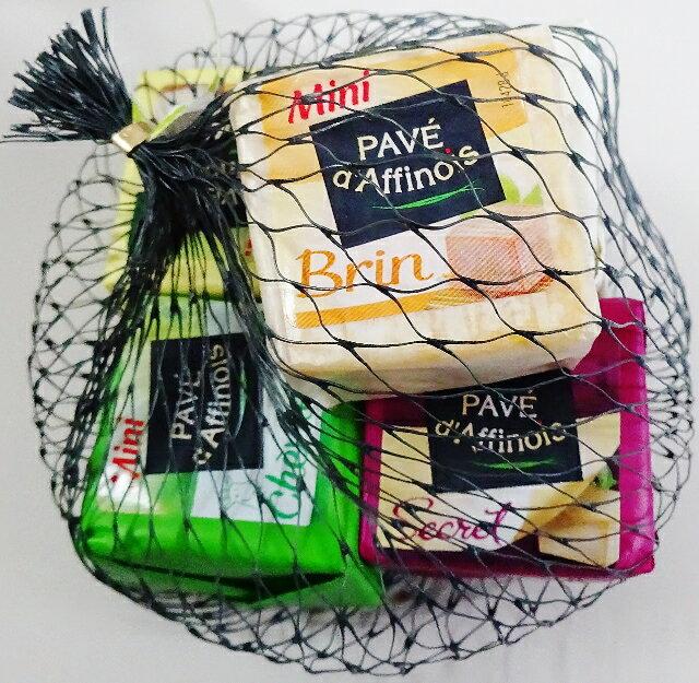 パヴェ・ダフィノア ミックス チーズ 5P