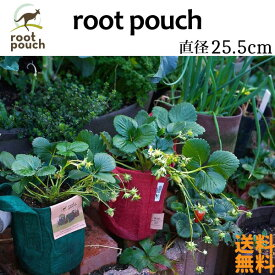 root pouch (ルーツポーチ)直径25.5cm【メール便送料無料】 #3