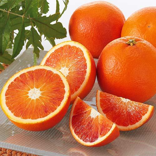 国産(愛媛産)ブラッドオレンジ家庭用約2kg