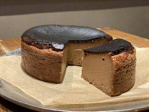 (福岡の人気店)(濃厚チーズケーキ)(数量限定)Mini Basque(Chocolate)【ミニバスク(チョコレート)】チーズケーキ