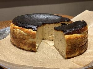 (福岡の人気店)(濃厚チーズケーキ)(数量限定)Mini Basque(Earl Gray)【ミニバスク(アールグレイ)】チーズケーキ