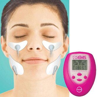 pokesurimu EMS脸样子专用的EMS美容器