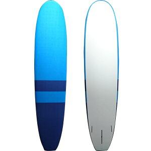 """【クリアランスセール】【提携店引渡しのみ】 ソフトサーフボード SOFT TOP Surfboard 8'6""""ロングボード サーフィン ソフトボード【代引不可】"""