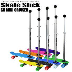 【数量限定商品】NSMクルーザー スケートスティックセットNSM CRUISER SKATE STICK スケートボード【送料無料】スケボー SK8