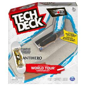 テックデッキ TECH DECK Build-A-Park LANDHAUSPLATZ20124913 指スケ フィンガーボード スケボー スケートボード ランプ