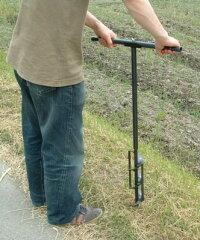 かんたん穴掘り器75mm