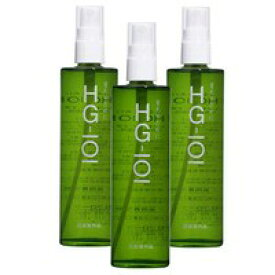 薬用育毛剤HG−101 お得な3本セット育毛のために!【医薬部外品】送料無料!
