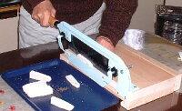 のし餅切り器2型