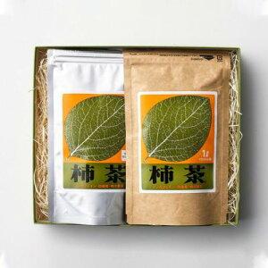 柿茶ティーバッグ4袋セット 【お中元】 【お歳暮】 【父の日】【母の日】【 敬老の日】 【ギフト対応】
