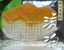 吉野本葛餅 琥珀 (柿の葛餅)