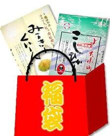 広島県産夢いっぱい福袋15kg 送料無料個数限定 棚田の自然農法米 令和2年産 1等米