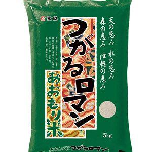 29年産1等米 青森県産つがるロマン5kg 白米 食協