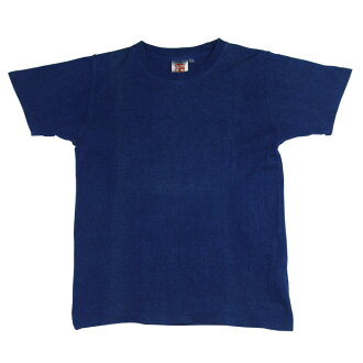 Hemp cotton dyed tee
