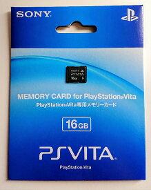 【新品】 PS Vita用 メモリーカード 16GB