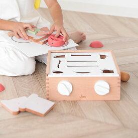 little chef dou ままごとセット おままごと 木製玩具 おもちゃ 2歳 1歳 知育玩具 出産祝い 内祝い 誕生日 ベビー 赤ちゃん 子供 キッズ プレゼント