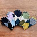 スマホ手袋 EVOLG エヴォログ MIRAGE【スマホ用 手袋 スマホ対応 スマートフォン対応 防寒 ニット フリー メンズ レデ…