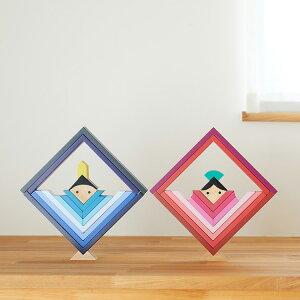 ヒナキューブ HINA-CUBE【知育玩具 積み木 誕生日 おもちゃ 木のおもちゃ 女 子供 プレゼント 3歳 誕生日プレゼント 女の子 赤ちゃん 木製 出産祝い つみき 節句 雛人形 こども 3歳児 ひなまつり