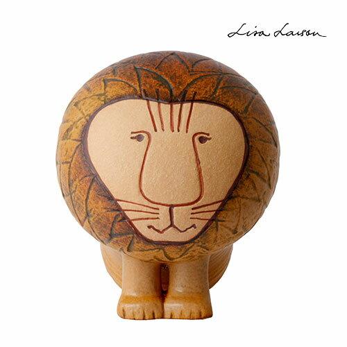 【送料無料】リサラーソン LisaLarson LION ライオン Mediun ミディアム【リサ・ラーソン Lisa Larson 陶器 置物 オブジェ ライオン 飾り 動物 リサラーソン スウェーデン 北欧 インテリア インテリア雑貨 かわいい 可愛い おしゃれ ギフト バレンタインプレゼント 女性】