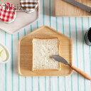 【メール便ok】食器 ACACIA PLATE HOUSE Mサイズ アカシア プレートハウス【プレート ランチプレート 木製 木 家 ハウ…