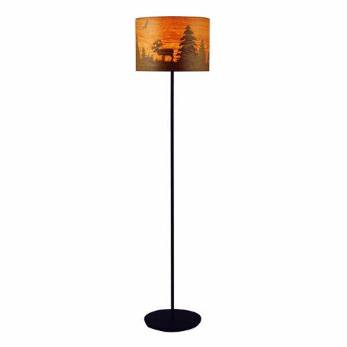 【ポイント10倍】フロアスタンド Grimm F (グリム F) YFL-360【ユーワ youwa フロアライト フロアランプ スタンドライト フロアースタンド インテリア照明 間接照明 寝室 照明 インテリア 子供部屋 ライトスタンド 照明器具 おしゃれ リビング ダイニング】