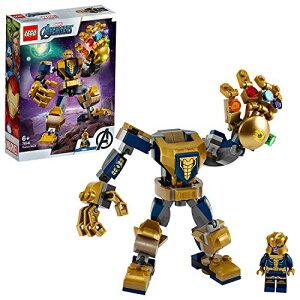 レゴ LEGO スーパー・ヒーローズ サノス・メカスーツ 76141 レゴブロック レゴ アベンジャーズ おもちゃ