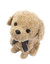ココ さかだちして アプリコット 動く ぬいぐるみ 動く犬のおもちゃ 動くぬいぐるみ 犬 動くおもちゃ