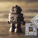 【バレンタイン】ロボット ミルクチョコレート 1個入り marco